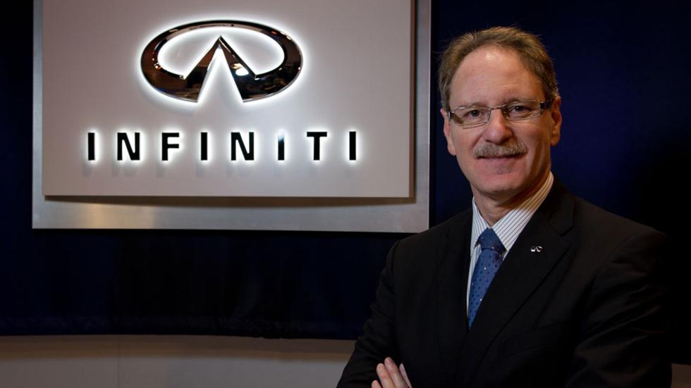 El presidente de Infiniti ficha por Cadillac