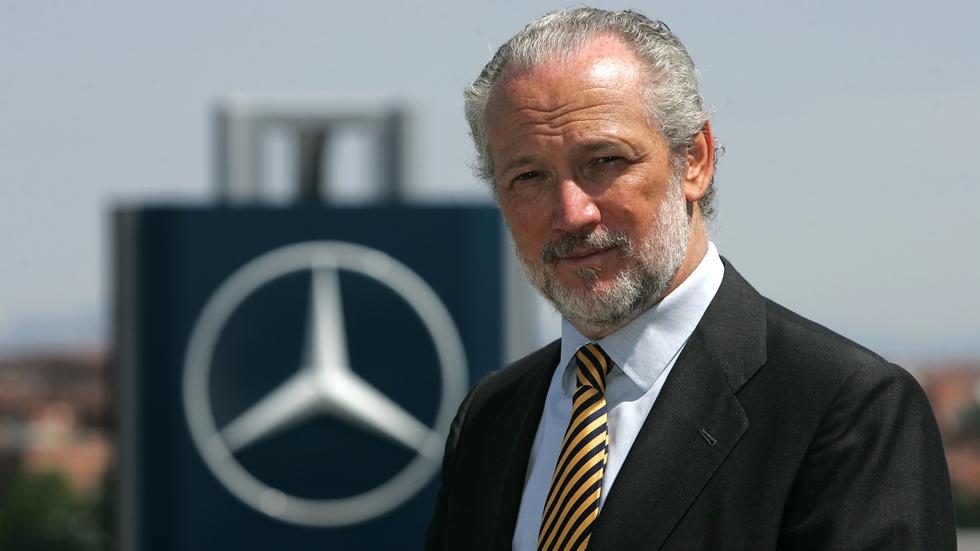 El presidente de Mercedes, nuevo máximo mandatario de Anfac