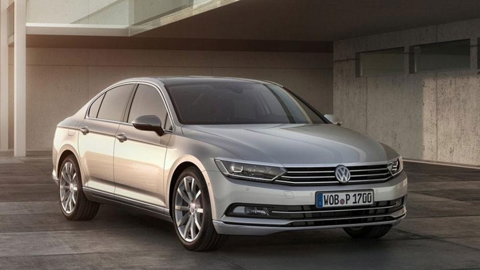 El Volkswagen Passat, el coche más valorado en Internet