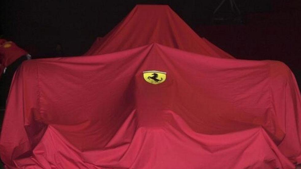 Elige el nombre del Ferrari de Fernando Alonso