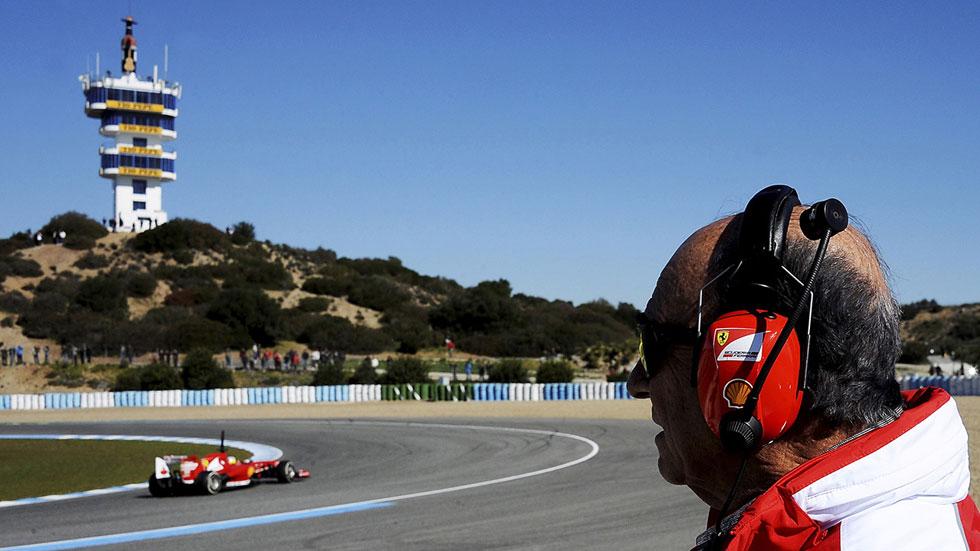 Emilio Botín y la Fórmula 1: pasión por las carreras