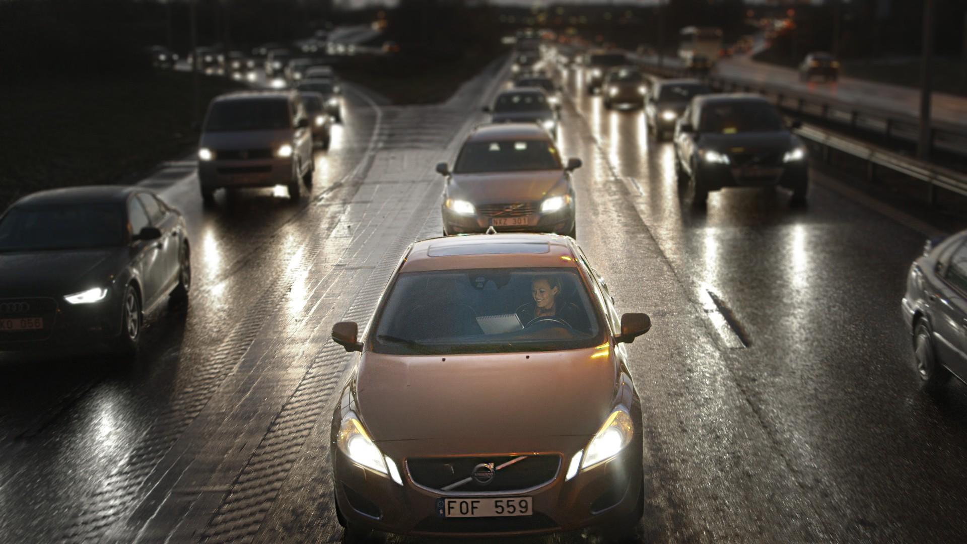 En 20 años 11,8 millones de coches serán autónomos