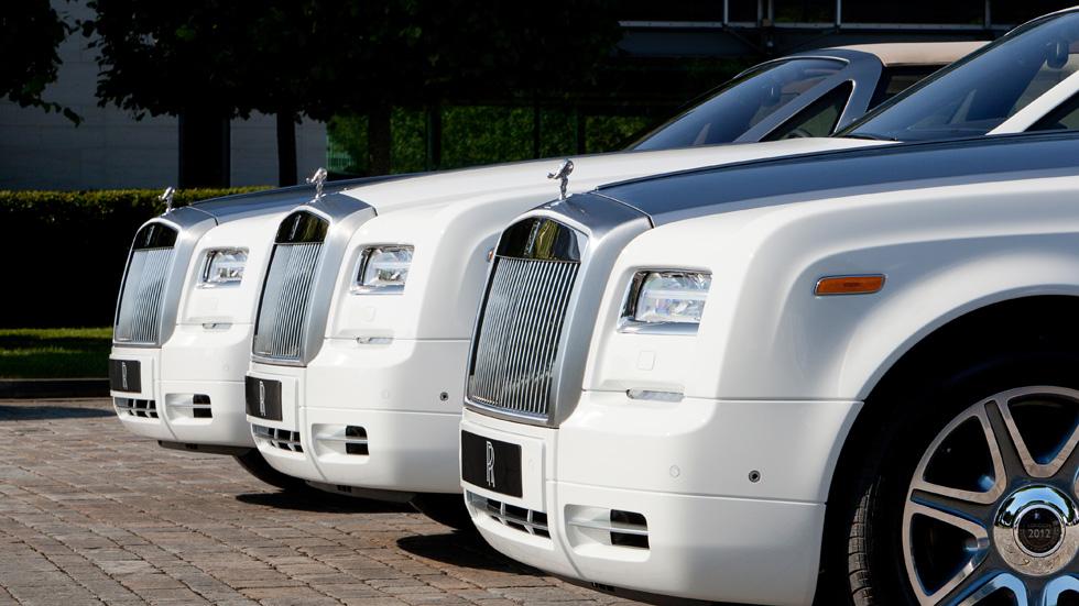 El mayor encargo de Rolls-Royce de la historia