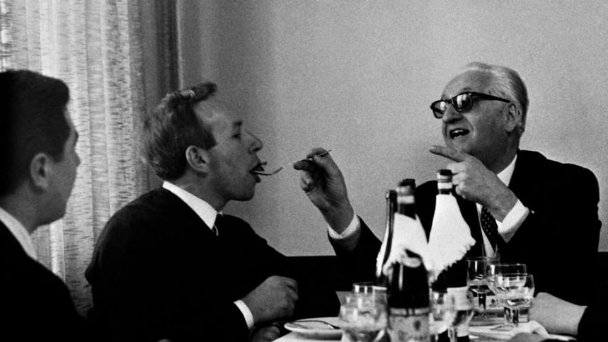 Enzo Ferrari: 'Il Commendatore' tendrá una peli
