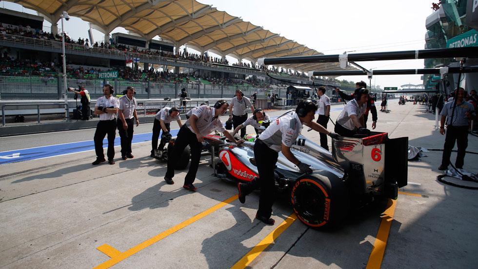 Las escuderías de Fórmula 1 quieren que vuelvan los tests durante la temporada