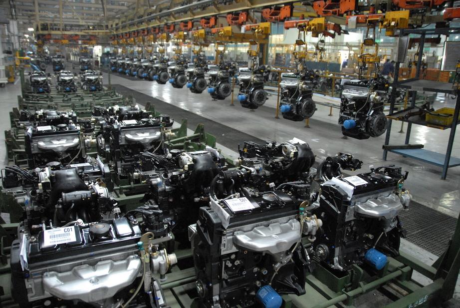 España, duodécimo fabricante mundial
