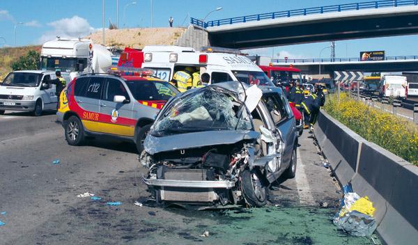 España, entre los países con menos muertes en carretera