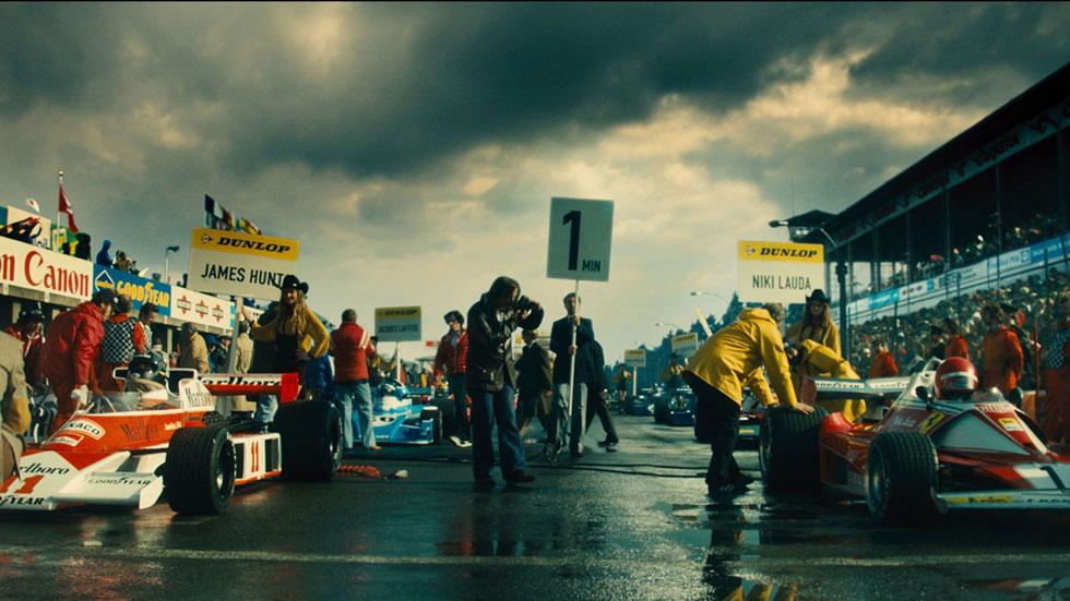 'Rush', la F1 histórica llega a los cines españoles