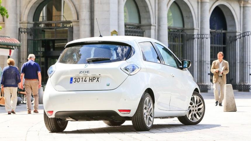 Conduce con Autopista el nuevo Renault ZOE eléctrico