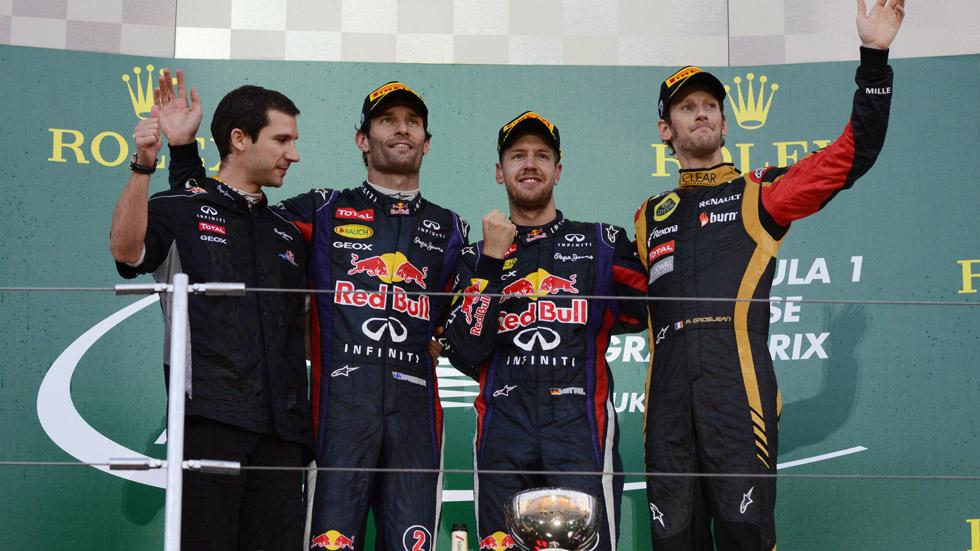 Análisis GP Japón: Suzuka, territorio Red Bull
