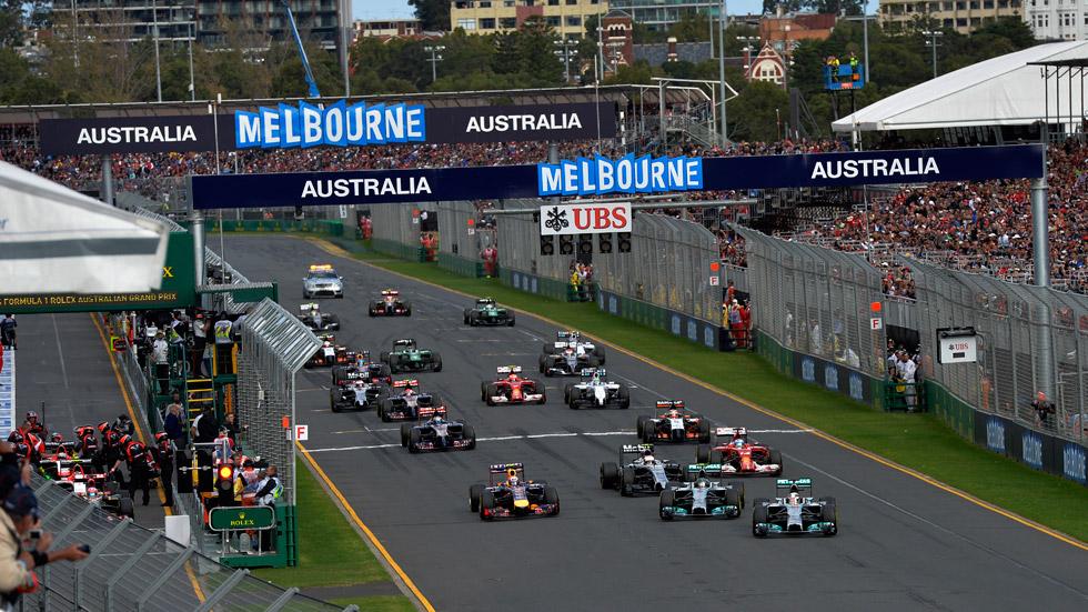 F1: desvelado el calendario para la temporada 2015