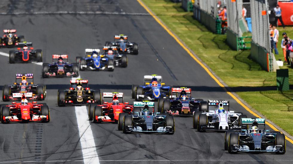 Fórmula 1: confirmado el calendario 2016 con grandes novedades