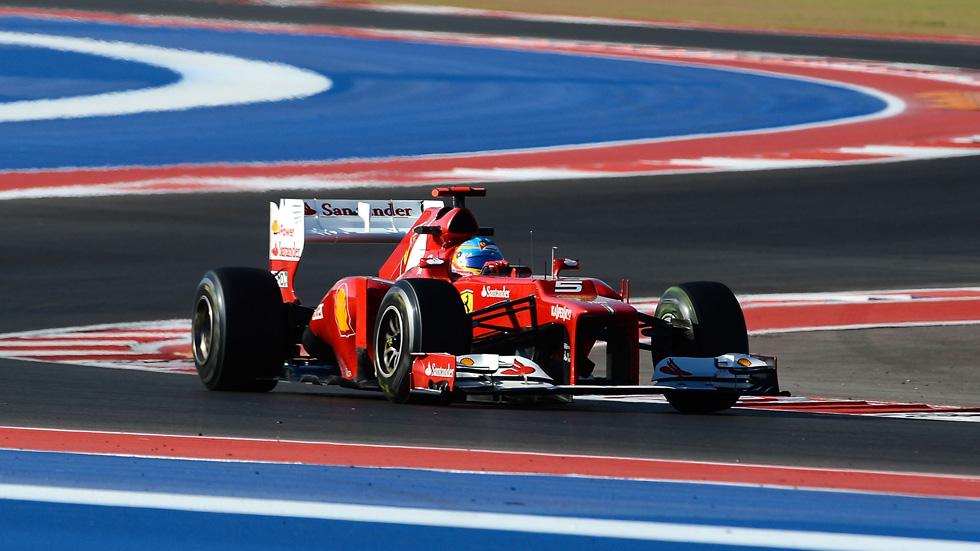 Cambios en el reglamento de Fórmula 1 para 2013