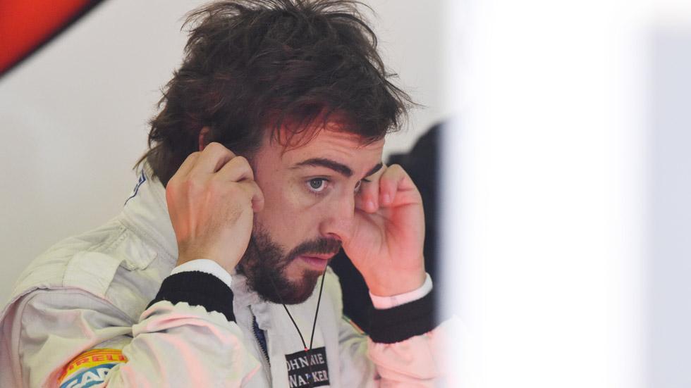 Fernando Alonso se pierde el GP de Australia por precaución