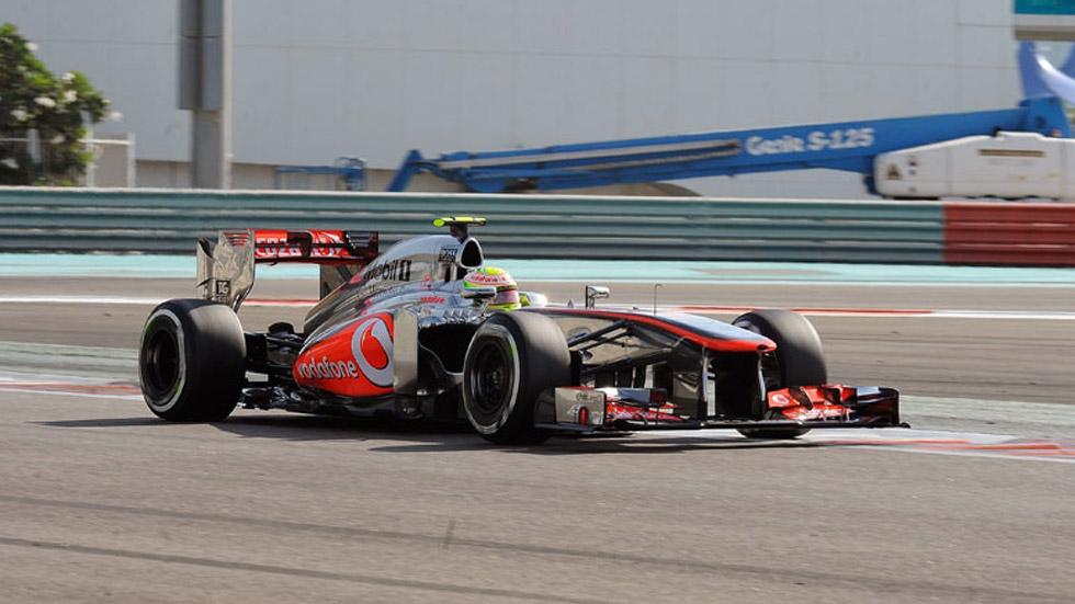 F1: Magnussen a McLaren y Kovalainen a Lotus