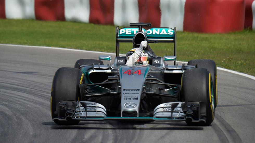 F1: las notas del GP de Canadá 2015