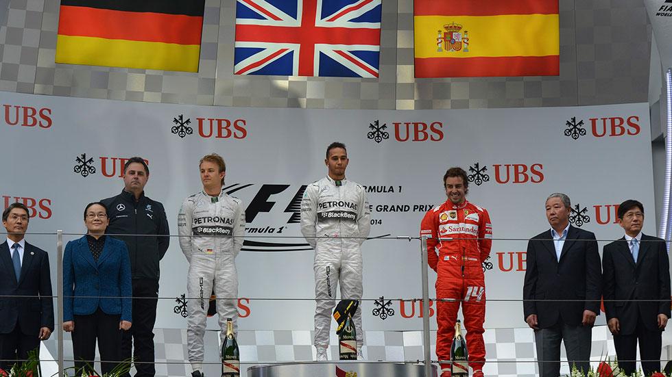 Análisis GP China 2014: lo mejor, lo peor y lo que hizo Alonso