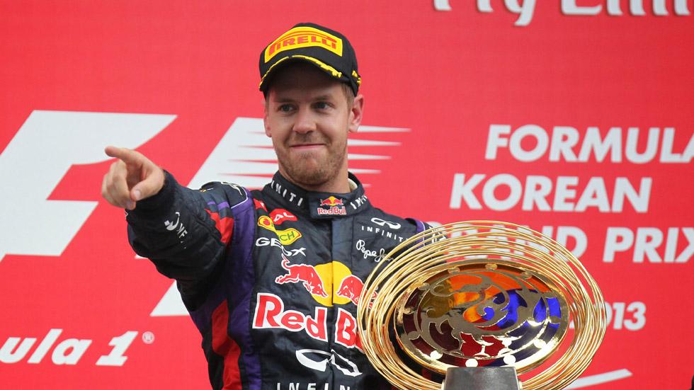 Análisis GP Corea: Vettel, a un paso de la gloria