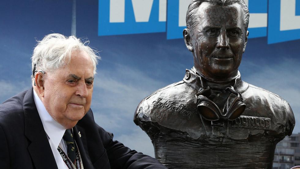 Muere Jack Brabham, tricampeón del mundo de F1