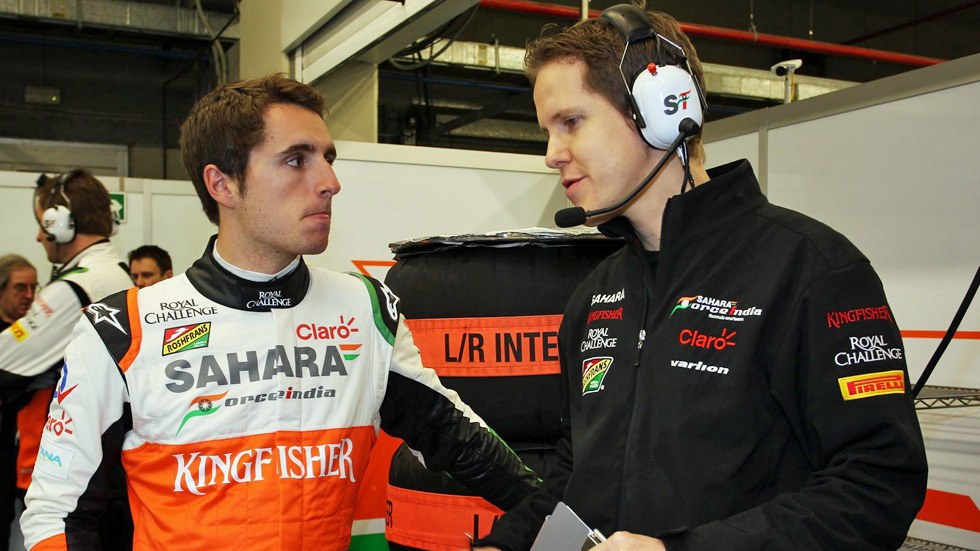 F1: Juncadella se estrenó con nota