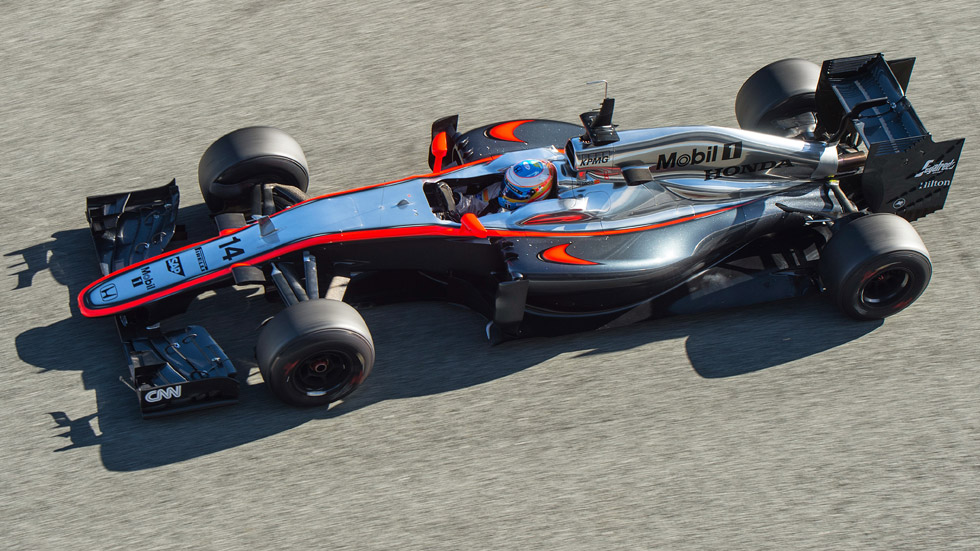 Así son los monoplazas de la Fórmula 1 para 2015
