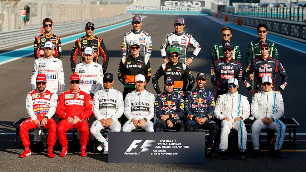 Las notas del Mundial 2014 de Fórmula 1: del 10 al 0