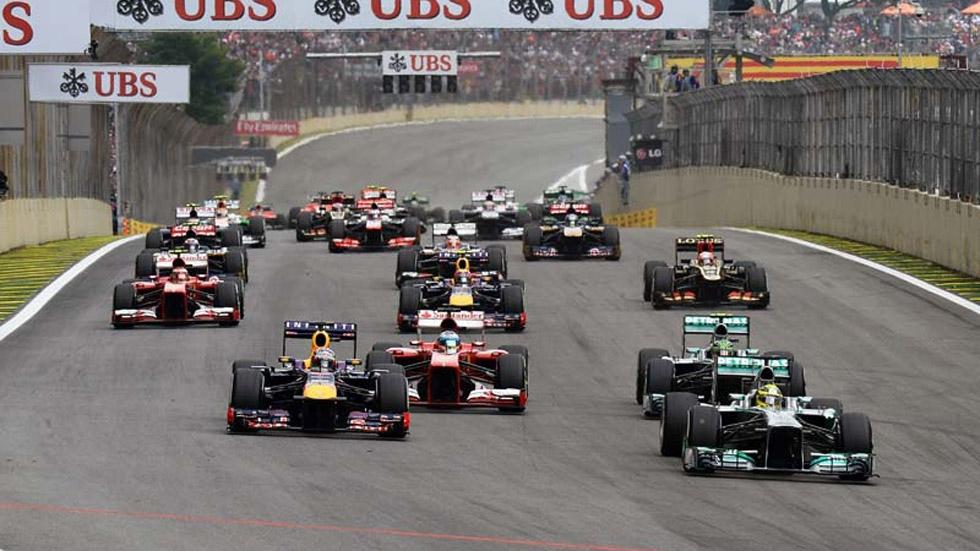 F1: se completa la parrilla para la temporada 2014