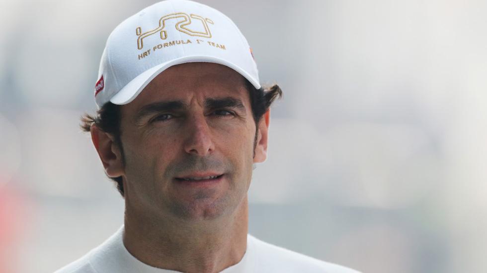 F1: Pedro de la Rosa ficha por Ferrari