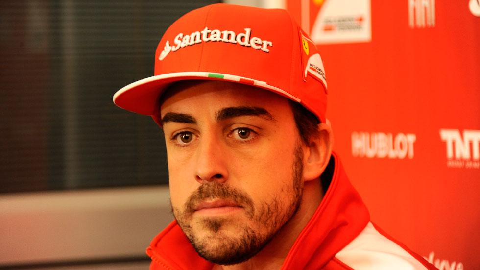 Fernando Alonso: a la cuarta va la vencida