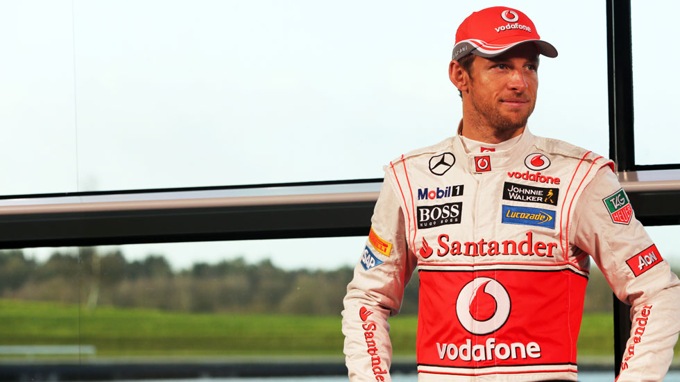 Jenson Button: el 'gentleman' de la F1 toma las riendas de McLaren