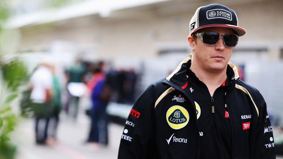 Kimi Räikkönen: objetivo, estar en la lucha por el Mundial