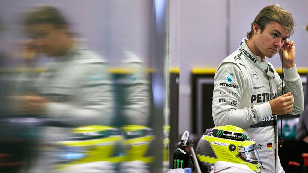 Nico Rosberg: adiós a la larga sombra de Schumacher