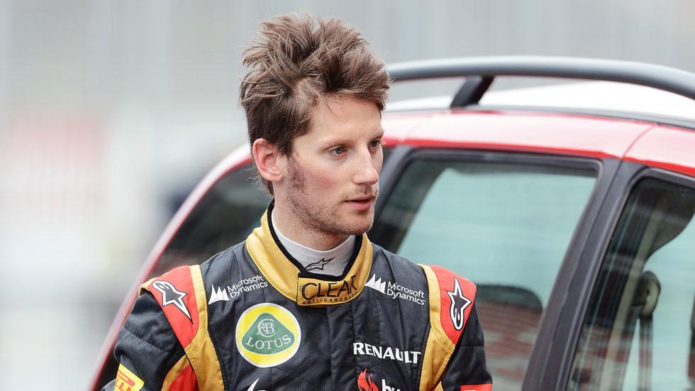 Romain Grosjean: la esperanza francesa en F1