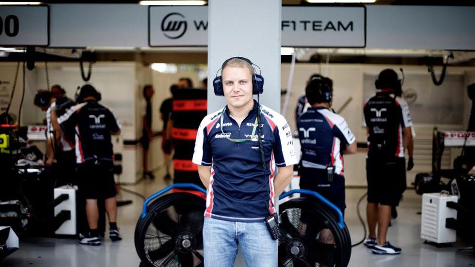 Valtteri Bottas: grandes esperanzas en el joven piloto finlandés