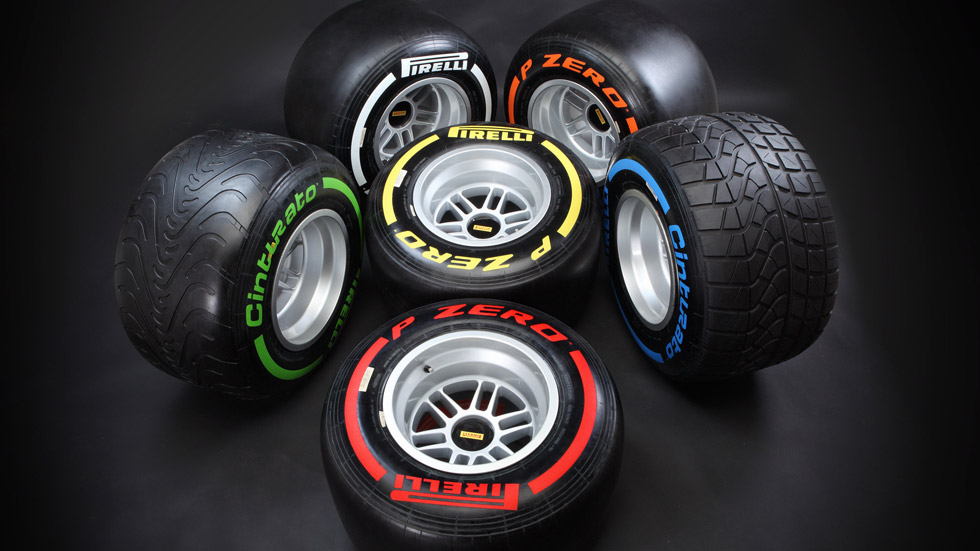 Todo lo que debes saber sobre el cambio de neumáticos en la F1