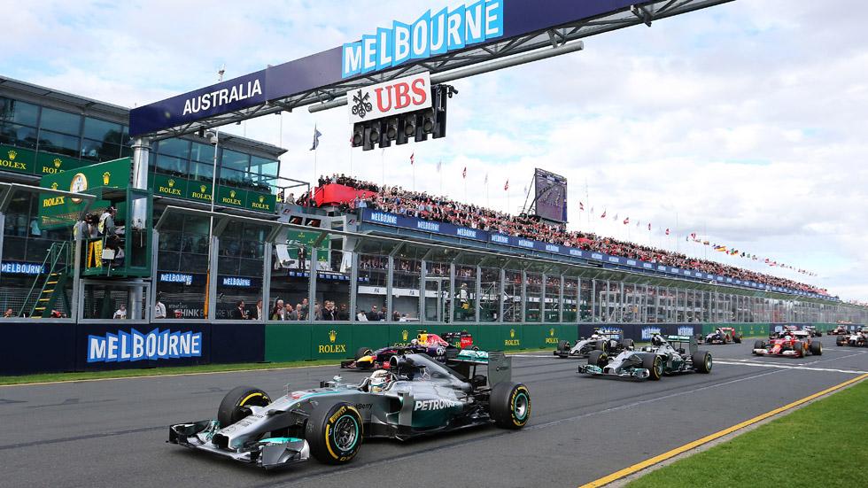 F1–previo: así es el calendario del Mundial 2015 de Fórmula 1