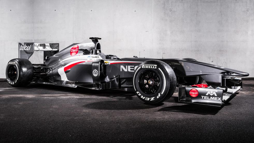 Sauber C32: revolución en el equipo suizo