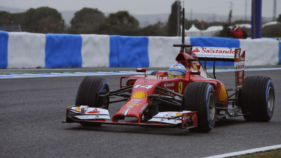 Vídeo: así suenan los monoplazas de Fórmula 1 de 2014