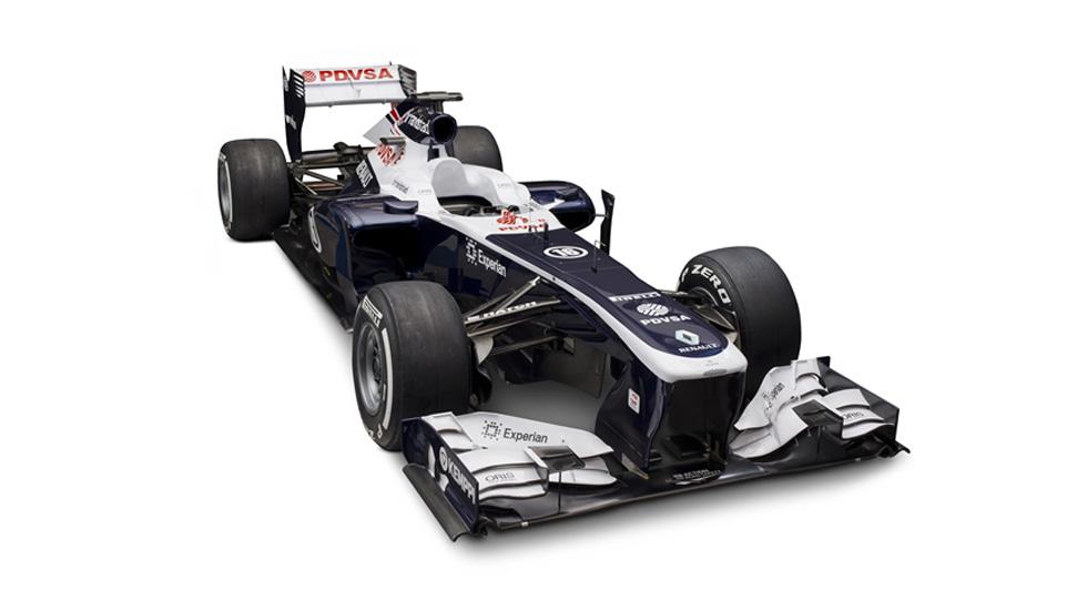 Maldonado y Bottas destapan en Montmeló el Williams FW35
