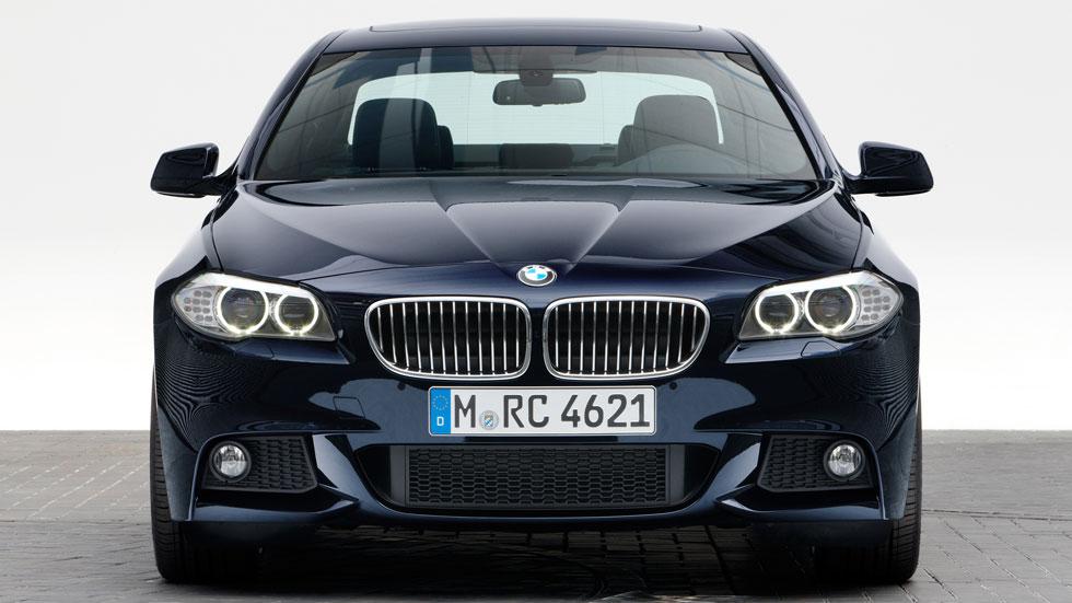 BMW llama a revisión al BMW Serie 5