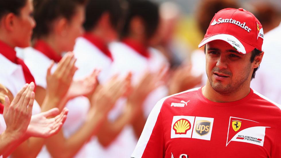 Felipe Massa no correrá para Ferrari en 2014