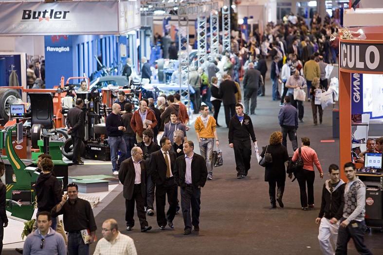 La Feria Motortec de componentes de automoción, en cifras récord