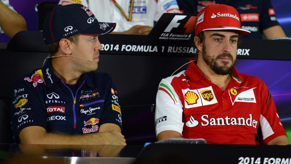 Ya es oficial: Alonso abandona Ferrari, que ficha en su lugar a Vettel