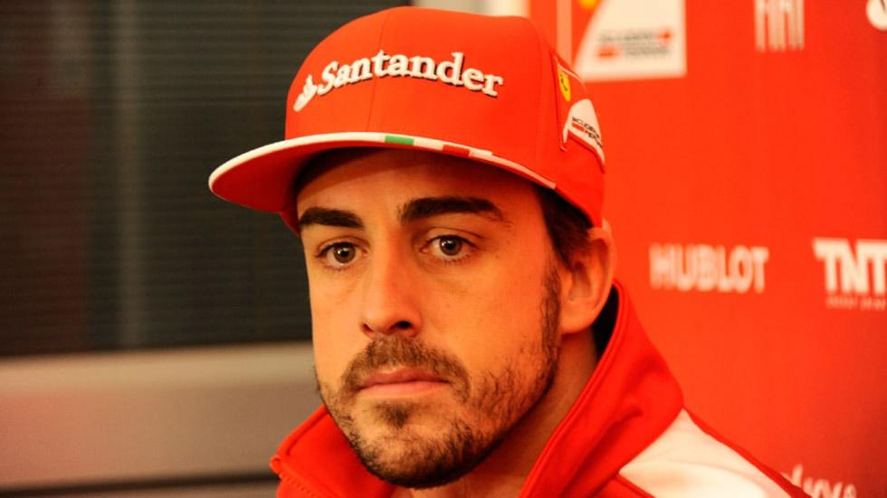 Fernando Alonso apadrina un proyecto de investigación de nuevas tecnologías