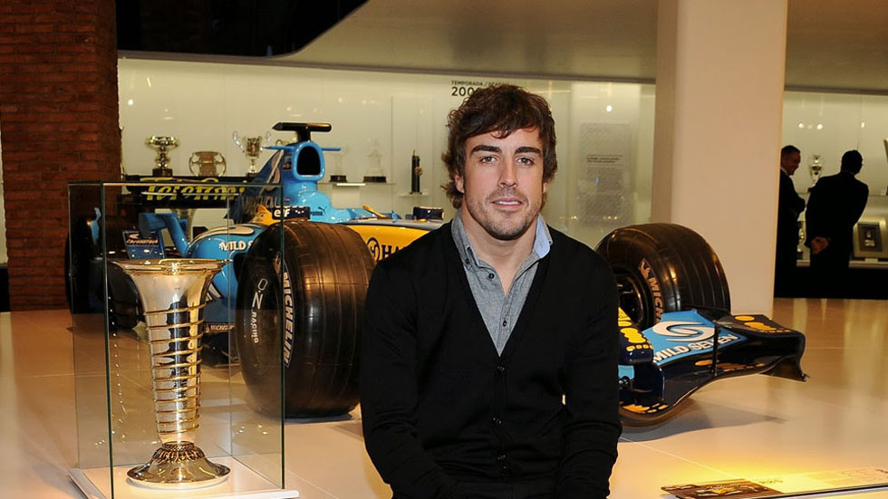 Vídeonoticia: lo mejor de la Fernando Alonso Collection