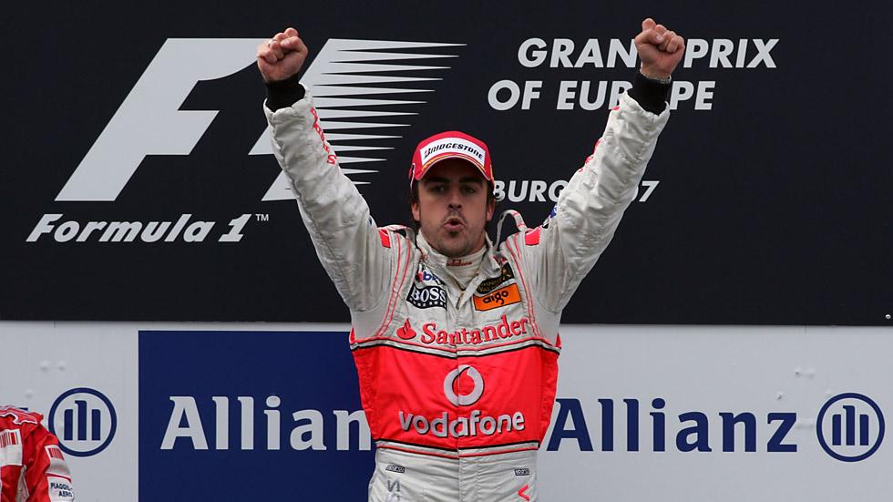 OFICIAL: Fernando Alonso ficha por McLaren-Honda
