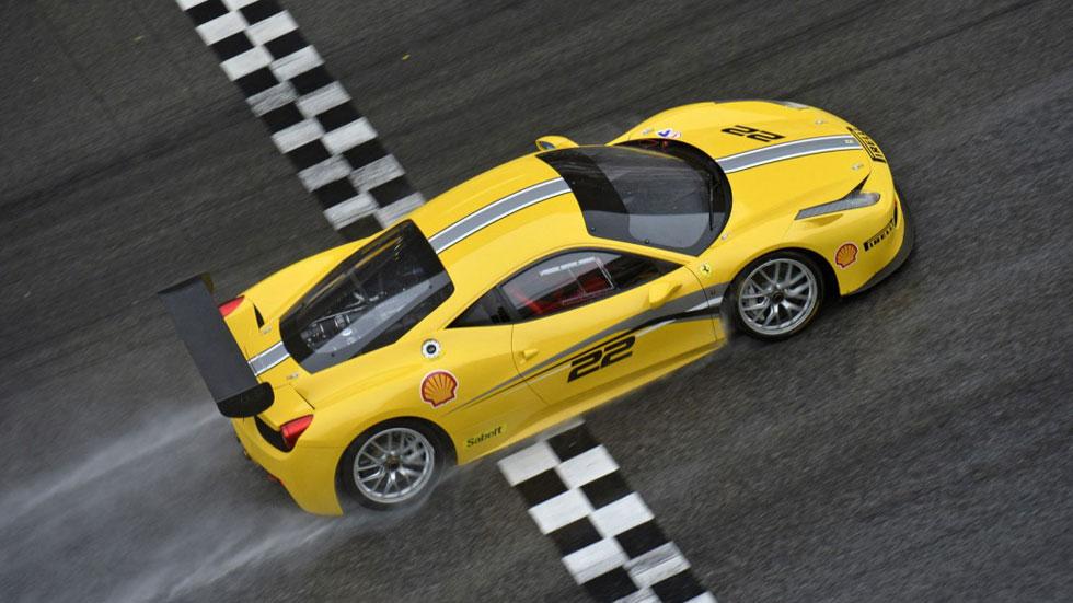 Ferrari 458 Challenge Evoluzione, nuevo paso adelante