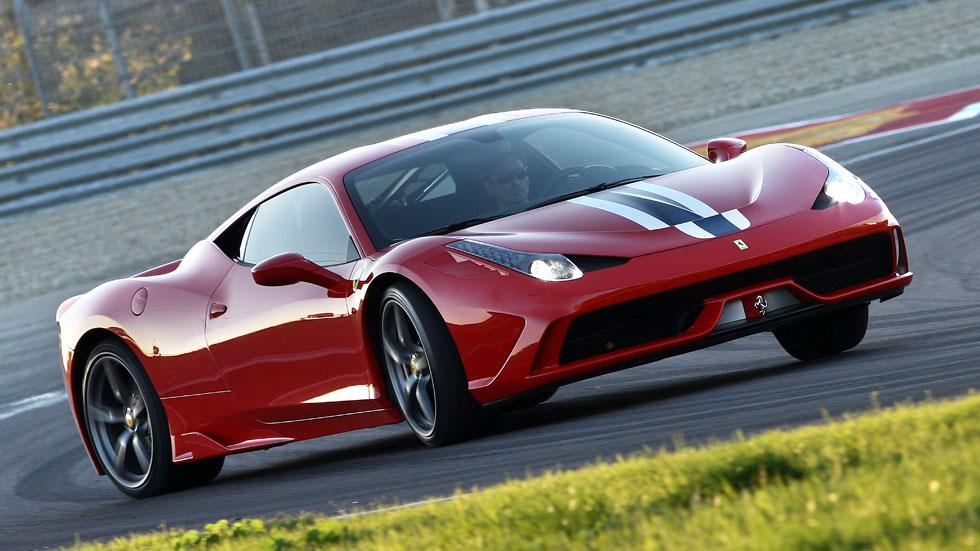 Ferrari 458 Speciale: precios para España