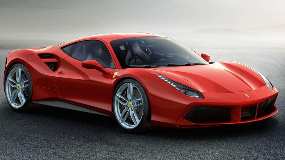 Ferrari 488 GTB, la nueva joya deportiva de Maranello