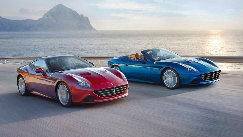Ferrari California T: el Cavallino turbo y cabrio